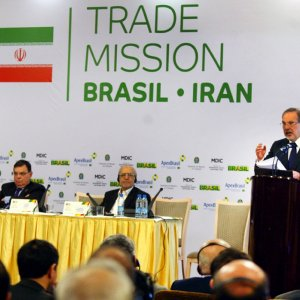 Brazilian Mission in Tehran  to Bolster Trade Ties