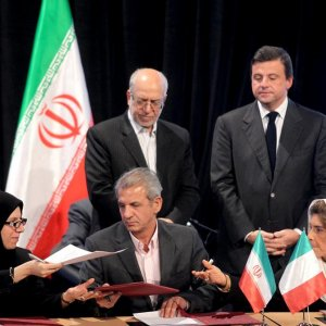 Italy Vies to Become  Iran's Top Trading Partner