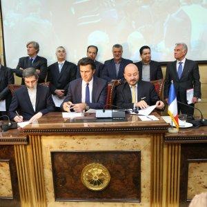 France Opens Trade Office in Tehran