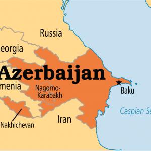 Labor Minister in Baku