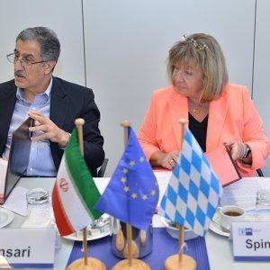 Private Sector Takes Lead in Boosting German Ties