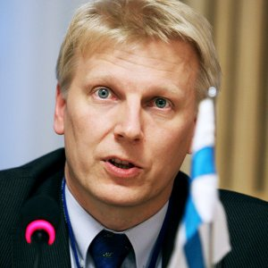 Finnish Agro Minister Due  on Sat.