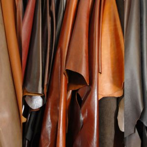 Leather Industry in Slump