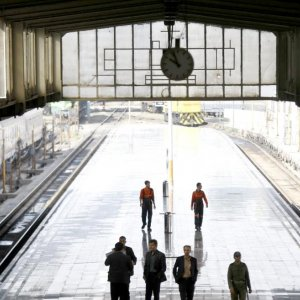 French Firm to Develop Iran Railroad Stations