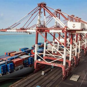 Shahid Rajaei Imports Dip