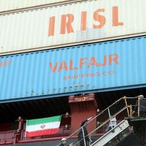 IRISL Freighter Calls at  S. Korean Port