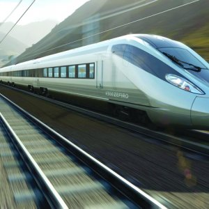 CBI, China Discuss Funding Electric Train Project