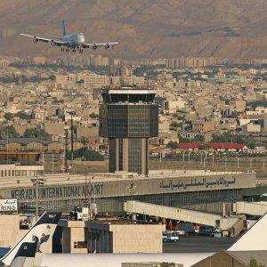 Mehrabad Airport Renovation Underway