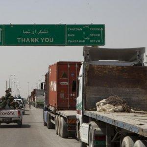 12m Tons of Goods Transit Via Borders
