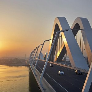 Work on Major Bridge Project Resumes