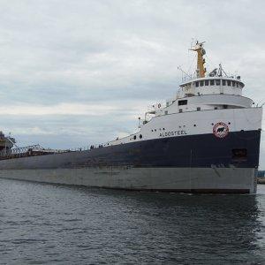 Large Cargo Ships