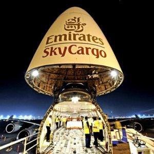 Emirates SkyCargo to Open 2nd Trade Lane With Iran