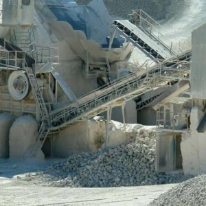 Rivalry for Region's Cement Market
