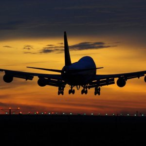 Int'l Flights on the Rise
