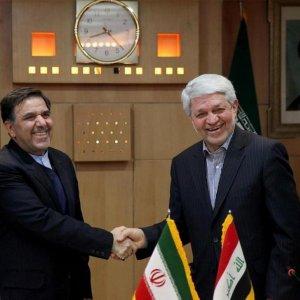 Iran, Iraq Agree to Link Railroads