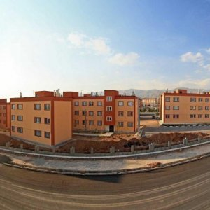 83% Progress in Mehr Housing Project