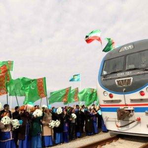 Iran, Turkmenistan, Kazakhstan Discuss Rail Tariffs