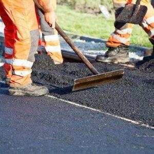 Road Construction Awaiting NDFI Funding