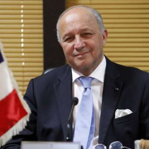 Fabius Briefed on Long-Range Strategy