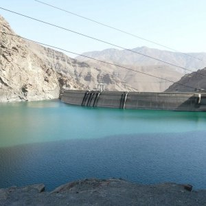 Tehran Water Supply  Could be Rationed