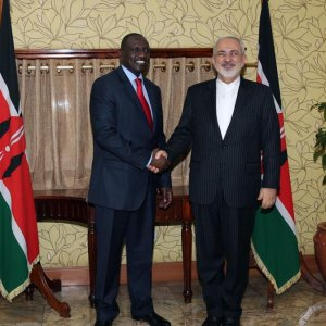 Zarif Promoting Closer Africa Ties