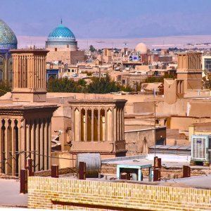 $443m in Exports From Yazd