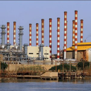 Abadan Refinery Output at 19b Liters