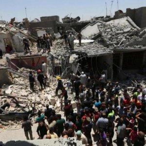 Iraqi Warplane Accidentally Bombs Baghdad