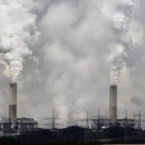 China's Carbon Emissions Drop After a Decade