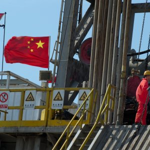 China Oil Imports Rebound