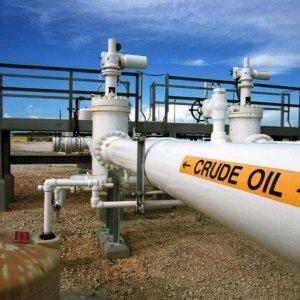 Transportation of 36b Liters of Crude