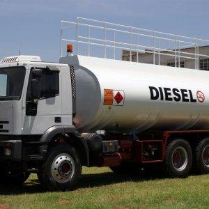 1.2b Liters of Diesel Exported to Neighboring Countries