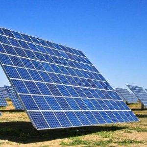 200MW Dubai Solar Plant