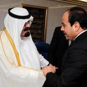 Egypt, Saudis in  $350m Energy Deal