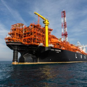 FLNG Production Planned