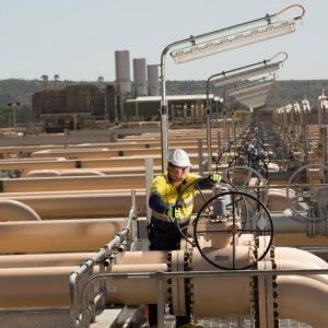 Talks to Swap Turkmen Gas With UAE