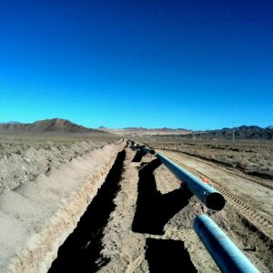 Work Commences on  950-Km Sistan Gas Pipeline