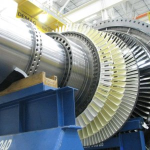 25 MW Gas Turbine Manufactured Domestically