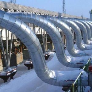 No Gazprom Pipeline  to India