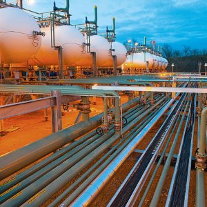 Gas Export to Iraq in Q2