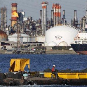 Japan Lifts Key Oil, Gas Sanctions