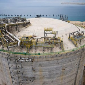 Sanctions Stop LNG Plant Equipment in Europe