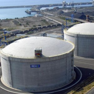 LNG Storage Tank Contract