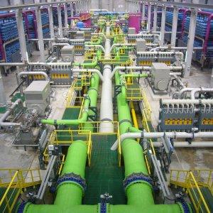 Water Desalination High on Agenda