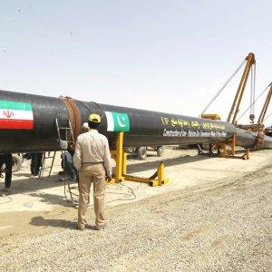 Iran-Pakistan Gas  Pipeline Edges Forward