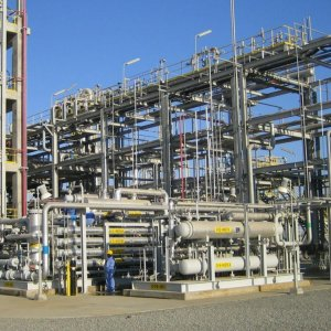 Qeshm Gas Refinery Launch by March