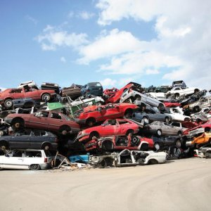 Scrapping Cars Saves Millions in Costs, Fuel Consumption