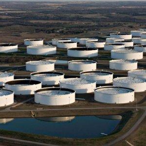 New Oil Storage Units