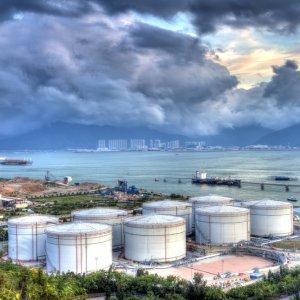 Oil Storage Capacity Up 550m Liters