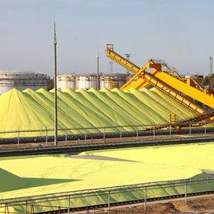 Forewarning on Sulfur Glut